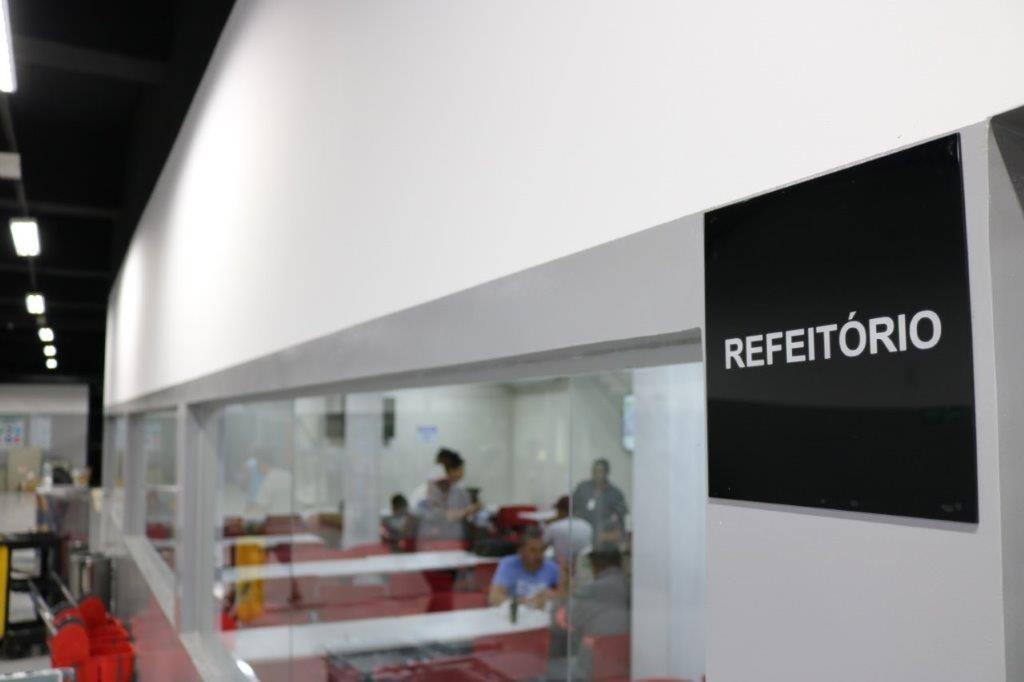 Reforma de refeitório